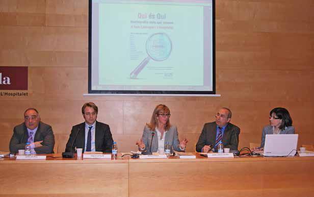 """La alta rotación en los juzgados del Baix dificulta """"tener jueces, secretarios y funcionarios expertos"""""""
