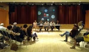 Consejo de Distrito de Collblanc-La Torrassa al que asistieron unos treinta representantes vecinales