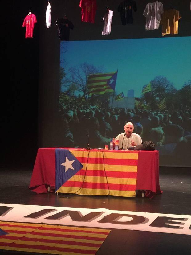 L'ANC porta la conferència de Lluís Llach a Castelldefels