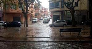 El Baix Llobregat es la comarca más afectada por las lluvias de esta madrugada