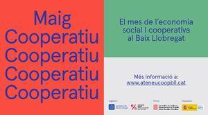 El Maig Cooperatiu del Baix Llobregat no se rinde y programa una treintena de actividades
