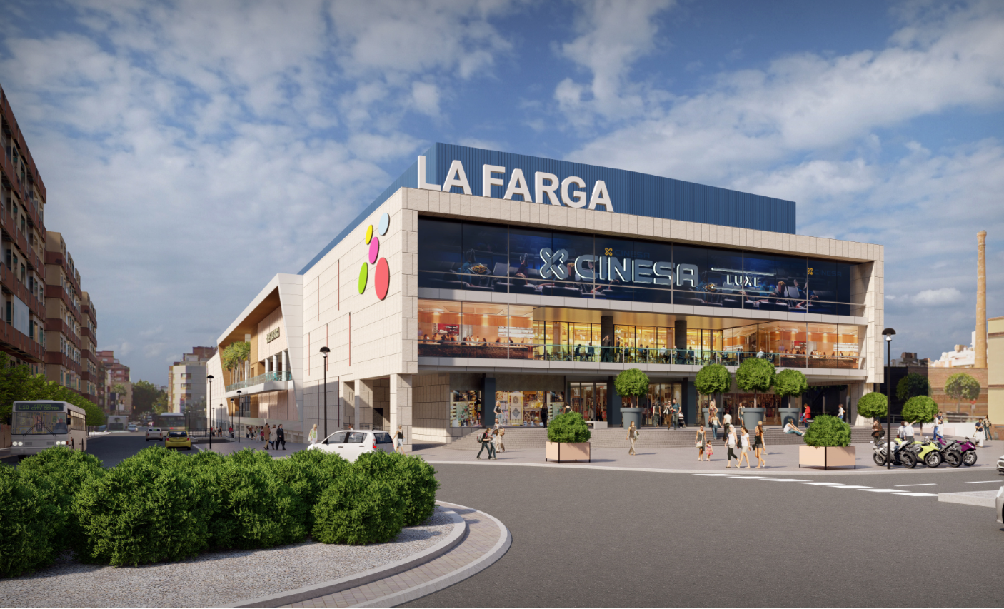 Mango abrirá una nueva tienda en el Centro Comercial La Farga de L'Hospitalet