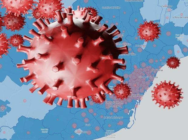 'Desaparecen' 12 muertos por coronavirus del recuento oficial del Baix Llobregat