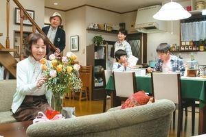 Escena de la película 'Maravillosa familia de Tokio'.