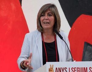 Nuria Marín declina asistir al único debate de L'Hospitalet, que organizan FIC y el Espai de Ciutadania
