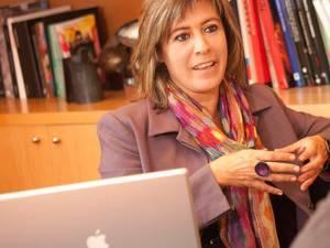 Núria Marín presenta el full de ruta de L'Hospitalet per a la pròxima legislatura