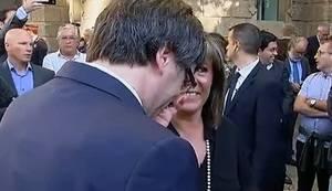 "Marín a Puigdemont: ""A ver si dejáis tranquilos a los alcaldes"""