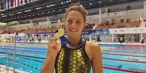 Marquès logra un nuevo oro en Berlín