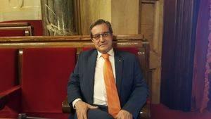 Martín Barra, diputado de comarca