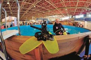 Cornellà se zambulle en una nueva edición del Mediterranean Diving