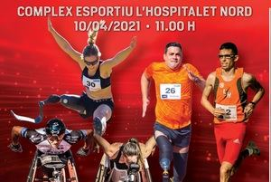 L'Hospitalet Atletisme y Fundación Pere Suñé ultiman el XVI Meeting Internacional de Paratletismo