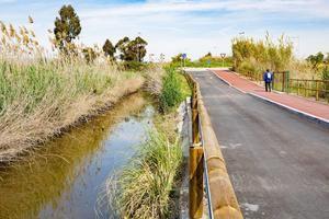 Viladecans mejora los accesos y el entorno de las playas de la Pineda y de La Murtra