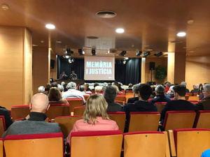 Conferencias de las jornadas en Olesa de Montserrat