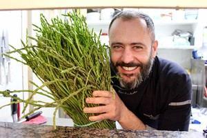 El chef santboiano Albert Mendiola, del Marimorena, llevará su cocina de proximidad al Alimentaria 2018