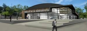 El Mercat de la Muntanyeta de Sant Boi recupera la seva activitat comercial