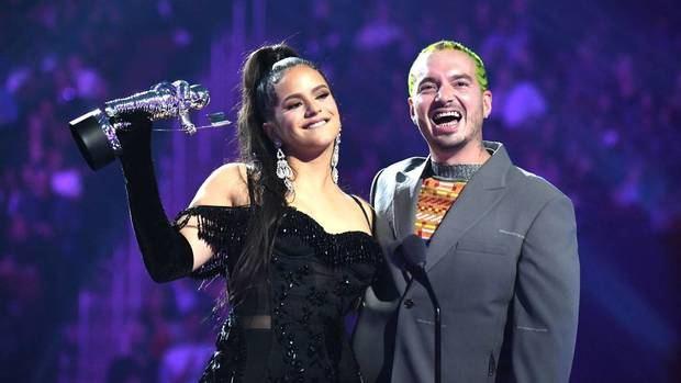 Rosalía enamora en los premios de la MTV... y a los Obama