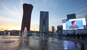 L'Hospitalet participa por primera vez en la Feria Internacional de Turismo Fitur de Madrid