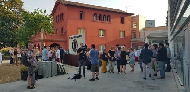 El Centre d'Estudis Comarcals celebra 45 años rodeado del tejido social del Baix Llobregat