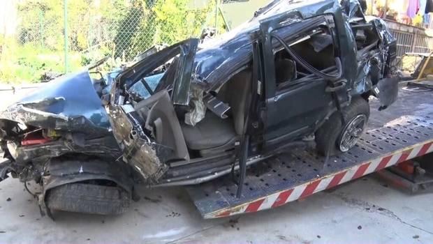 Dos de los cuatro fallecidos en el accidente de Molló son vecinos de Esplugues