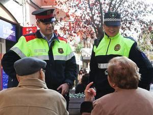 Ingresan en prisión los dos responsables de la oleada de robos en el centro de Viladecans