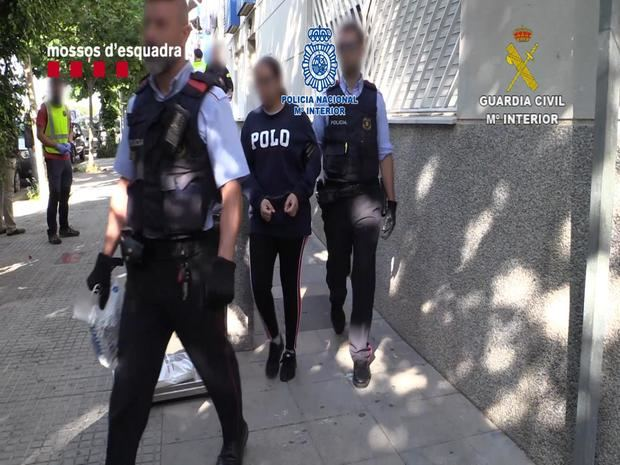 Cae un clan familiar de la marihuana en El Prat