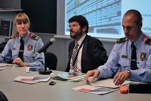 Pronunciada caiguda de la delinqüència al Baix Llobregat