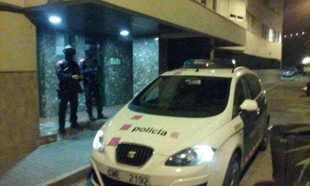 Mossos d'Esquadra realitza una operació antiterrorista jihadista amb entrades a Cornellà i L'Hospitalet