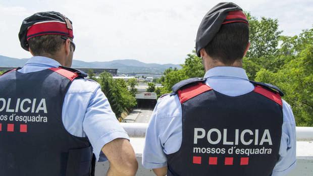 Dos detenidos en Tarragona con un camión robado en Sant Andreu de la Barca