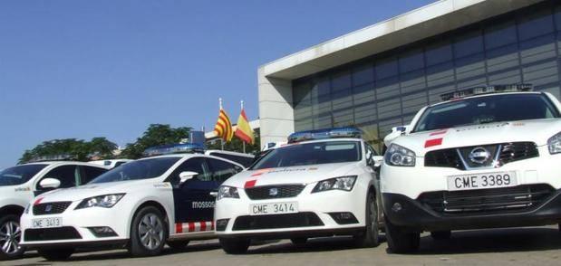 Amplia operación de Mossos d'Esquadra contra el tráfico de drogas en once municipios catalanes, cuatro de ellos del Baix Llobregat