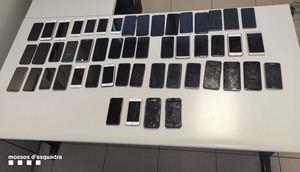 Dos detenidas por sustraer teléfonos móviles en el Sónar 2019 de L'Hospitalet