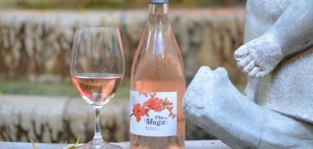 Flor de Muga, un vino rosado de alta gama 'made in' Rioja