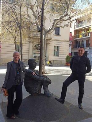 'Els misteris del Pare Arnau', el quart homenatge de la santfeliuenca Leonor Parreu