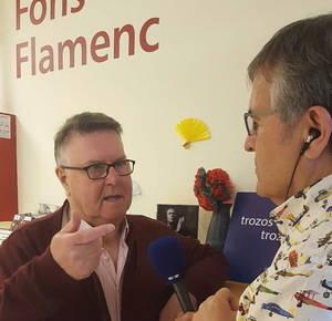 """Hidalgo: """"El flamenco es un arte; personalísimo y, al mismo tiempo, absolutamente universal"""""""