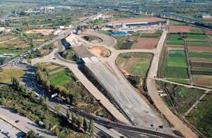 Las obras de la C-245 seguirán paradas en Sant Boi