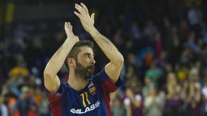 La 'Bomba' Navarro se retira del baloncesto