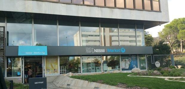 Nestlé España tiene su sede social en Esplugues.