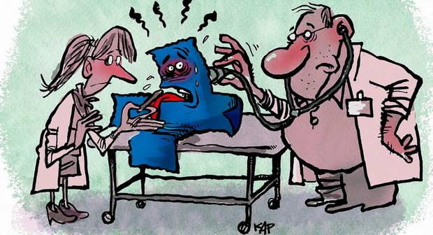 L'epidèmia de grip evidencia les mancances del sistema sanitari