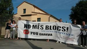Todos los grupos municipales de L'Hospitalet, excepto PSC y Convergència, presentan un total de 50 alegaciones al PDU de la Granvia-Llobregat