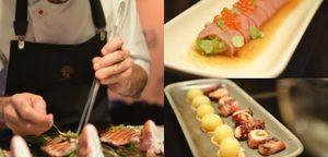 Nomo, 10 años de gastronomía japo-mediterránea