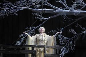 """Jamás imagine que la ópera Norma, una mujer, me pusiera el """"vello de gallina"""""""