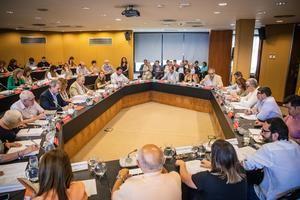 El Consejo Metropolitano tras el nuevo cartapacio aprobado en 2019