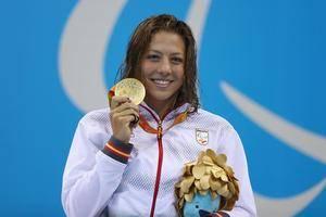 La baixllobregatense N�ria Marqu�s ya triunfa en los Juegos Paral�mpicos de R�o