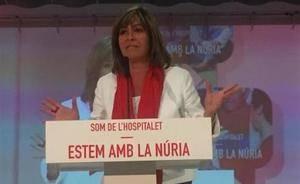 Núria Marín proposa un gran pacte polític i ciutadà en defensa de la sanitat pública