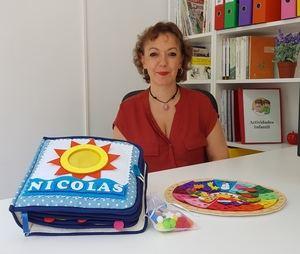 """Olalla Haro: """"Para mucha gente, sobre todo en la etapa de infantil, el colegio hoy en día es un aparca-niños"""""""