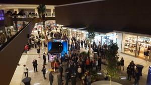 El outlet abre hoy al público con 55 establecimientos que ofrecen descuentos mínimos del 30%