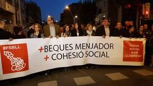 El Baix Llobregat s'aixeca contra el tancament de línies P3