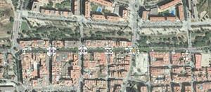 Arrancan las obras para acabar con los puntos negros de la BV-2003 en Viladecans