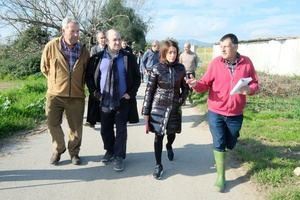 """Viladecans y Gavà exigen """"implicación de la Generalitat"""" para garantizar el futuro del Parc Agrari"""