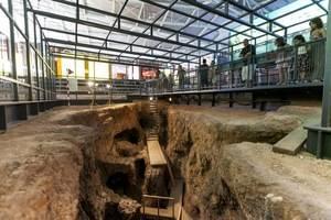 El Parque Arqueológico Minas de Gavà cumple una década promoviendo la preservación, la investigación y la difusión del neolítico