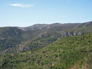 Esquerra insta a favor de la declaració del Massís del Garraf com a Parc Natural